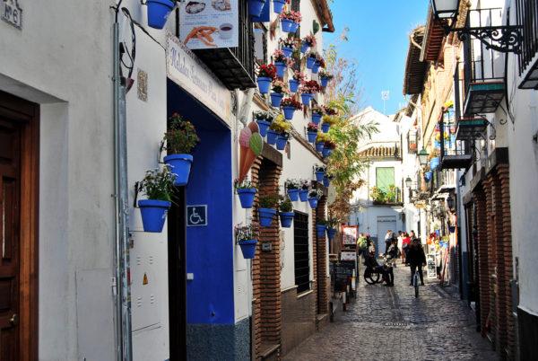 Albaicin Granada
