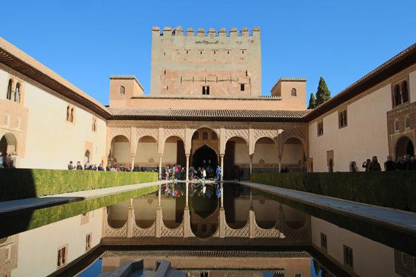 alhambra palacio granada