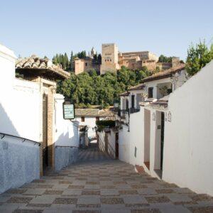 Tour Albaicín y Sacromonte Lolita's Granada Alhambra