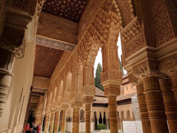 detalle alhambra