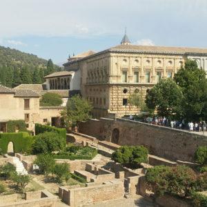 Entorno Alhambra de Granada