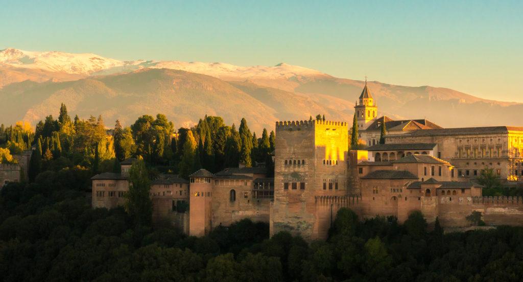 Conseguir entradas para Alhambra