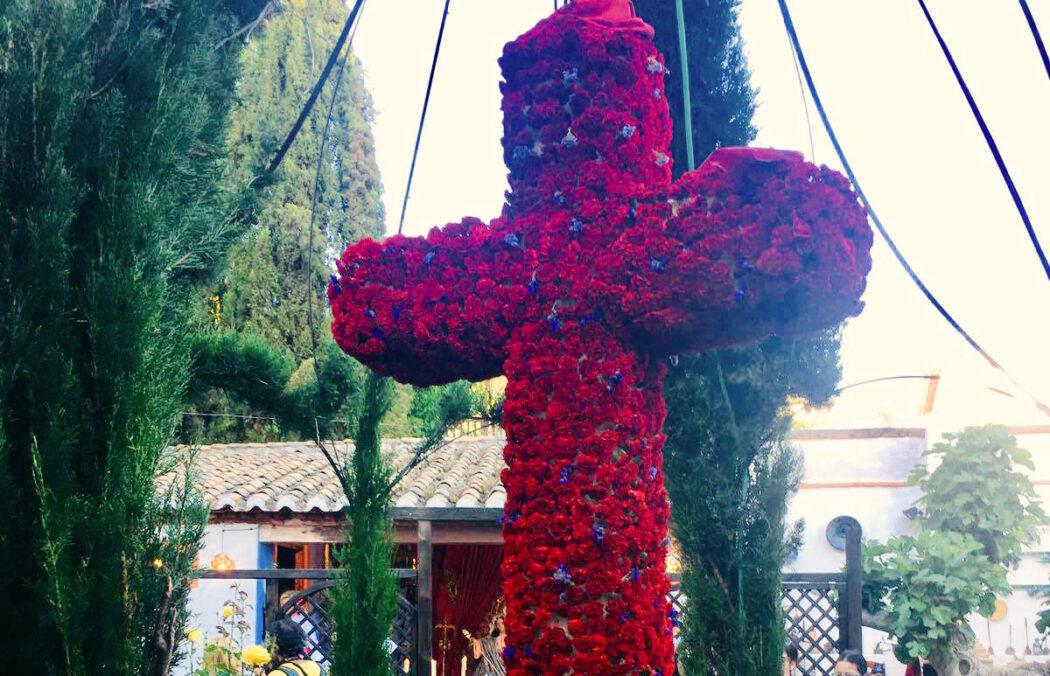 cruces mayo granada