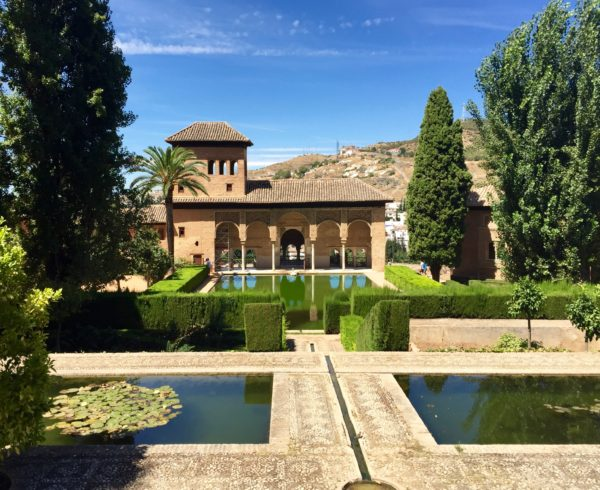 alhambra jardines