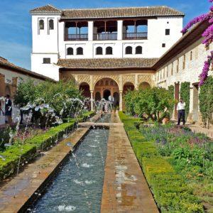 Tour Alhambra Lolita's Granada Generalife Jardines