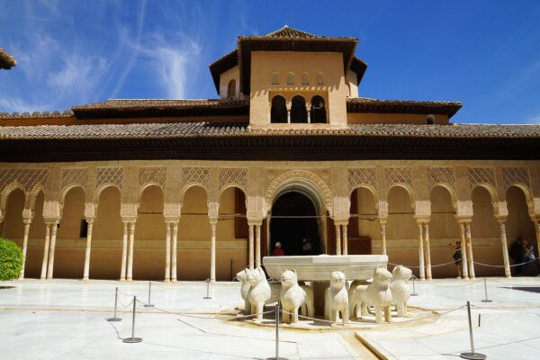 Tour Alhambra Lolita's Granada Patio de los Leones