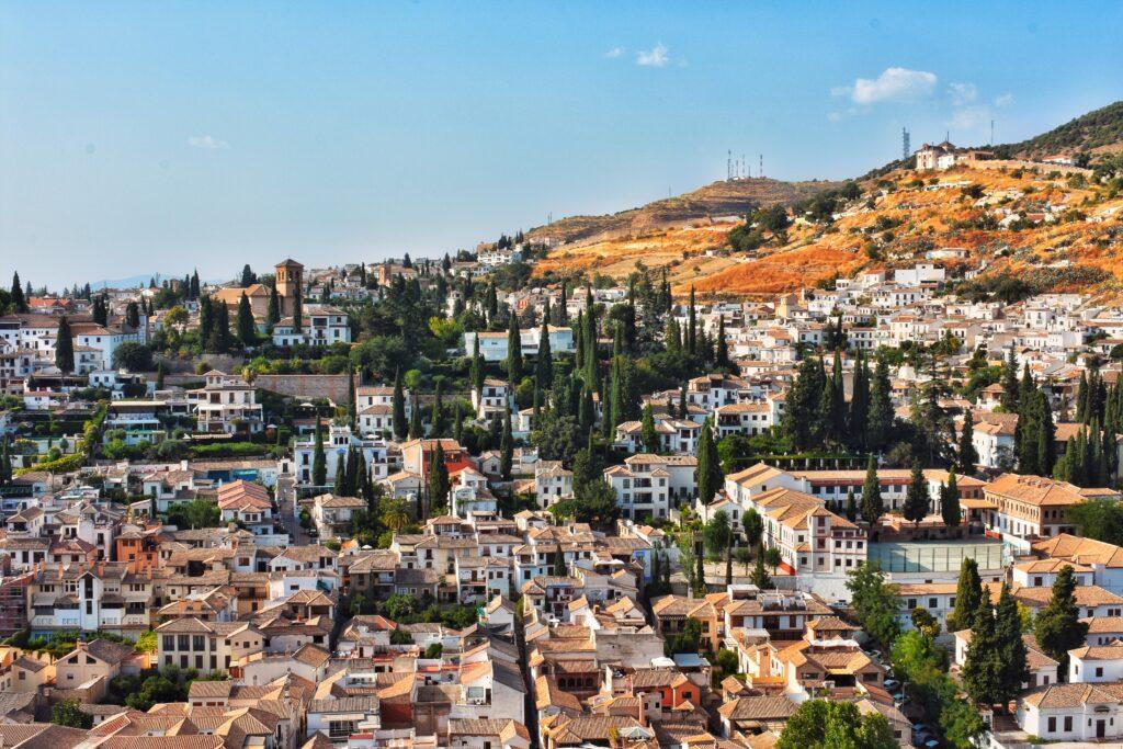 albaicin sacromonte Tour Alhambra Lolita's Granada