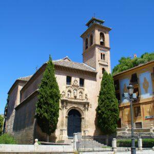 Iglesia Santa Ana Granada