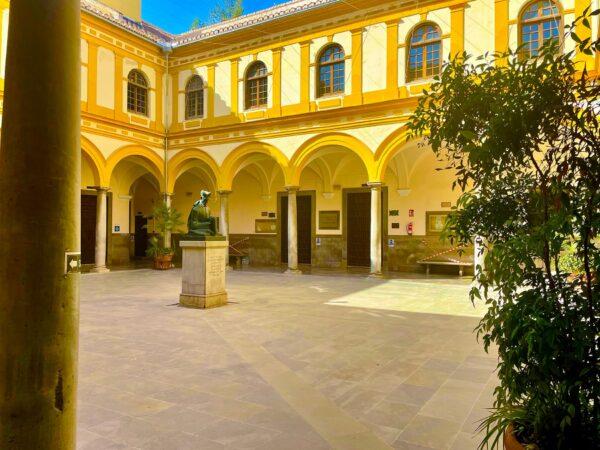 facultad derecho Granada